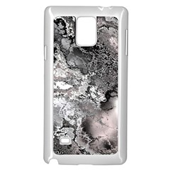 Fractal 29 Samsung Galaxy Note 4 Case (white) by Fractalworld
