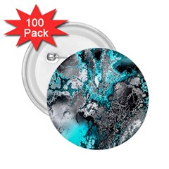 Fractal 30 2 25  Buttons (100 Pack)  by Fractalworld