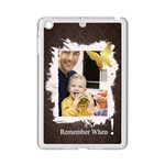 dad - Apple iPad Mini 2 Case (White)