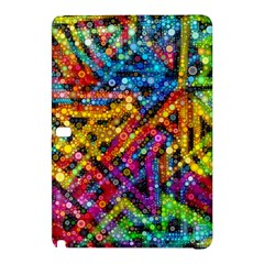 Color Play In Bubbles Samsung Galaxy Tab Pro 12 2 Hardshell Case by KirstenStar