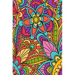Festive Colorful Ornamental Background 5 5  X 8 5  Notebooks by TastefulDesigns