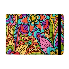 Festive Colorful Ornamental Background iPad Mini 2 Flip Cases by TastefulDesigns
