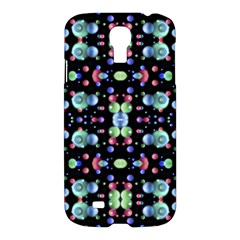 Multicolored Galaxy Pattern Samsung Galaxy S4 I9500/i9505 Hardshell Case by dflcprints
