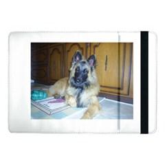 Puppy Belgian Tervueren Samsung Galaxy Tab Pro 10.1  Flip Case by TailWags