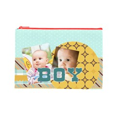 Baby By Baby   Cosmetic Bag (large)   15mtuyz2wo5s   Www Artscow Com Front