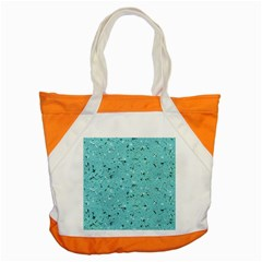 Abstract Cracked Texture Accent Tote Bag by dflcprints