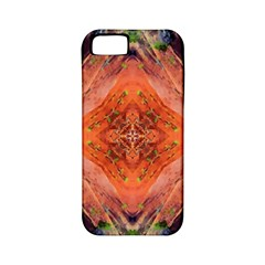 Boho Bohemian Hippie Floral Abstract Faded  Apple Iphone 5 Classic Hardshell Case (pc+silicone) by CrypticFragmentsDesign
