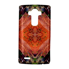 Boho Bohemian Hippie Floral Abstract Faded  LG G4 Hardshell Case by CrypticFragmentsDesign