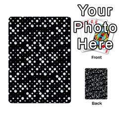 Galaxy Dots Multi Purpose Cards (rectangle)  by dflcprints