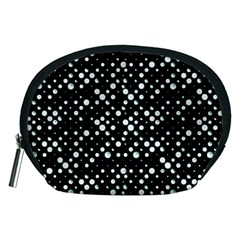Galaxy Dots Accessory Pouches (medium)  by dflcprints