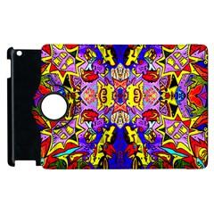 Psycho Auction Apple Ipad 3/4 Flip 360 Case by MRTACPANS