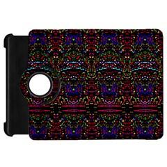 Purple 88 Kindle Fire Hd Flip 360 Case by MRTACPANS