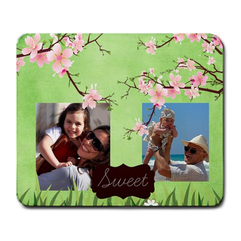 Family By Family   Large Mousepad   Z9fmsi8rj8dj   Www Artscow Com Front