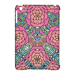 Petals, Carnival, Bold Flower Design Apple Ipad Mini Hardshell Case (compatible With Smart Cover) by Zandiepants