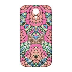 Petals, Carnival, Bold Flower Design Samsung Galaxy S4 I9500/i9505  Hardshell Back Case by Zandiepants