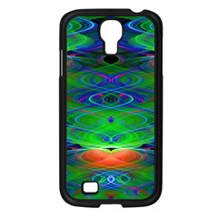 Neon Night Dance Party Samsung Galaxy S4 I9500/ I9505 Case (black) by CrypticFragmentsDesign