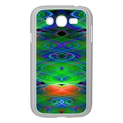 Neon Night Dance Party Samsung Galaxy Grand Duos I9082 Case (white) by CrypticFragmentsDesign
