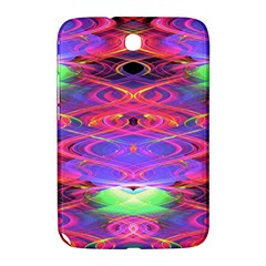Neon Night Dance Party Pink Purple Samsung Galaxy Note 8 0 N5100 Hardshell Case  by CrypticFragmentsDesign