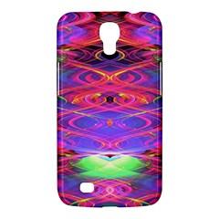 Neon Night Dance Party Pink Purple Samsung Galaxy Mega 6 3  I9200 Hardshell Case by CrypticFragmentsDesign
