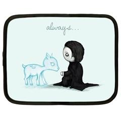Always... Netbook Case (XXL)  by lvbart