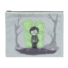 Sorcerer s Stone  Cosmetic Bag (XL) by lvbart
