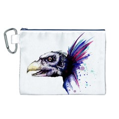 Skeksis Canvas Cosmetic Bag (L) by lvbart