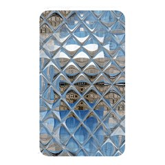 Mirrored Glass Tile Urban Industrial Memory Card Reader by CrypticFragmentsDesign