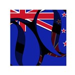 New Zealand Small Satin Scarf (Square)