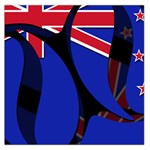 New Zealand Large Satin Scarf (Square)