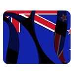 New Zealand Double Sided Flano Blanket (Large)