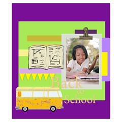 Back To School By School   Drawstring Pouch (xs)   0ljdyott039x   Www Artscow Com Back