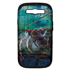 Vegas The Deep End  Samsung Galaxy S Iii Hardshell Case (pc+silicone) by CrypticFragmentsColors