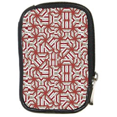 Interlace Tribal Print Compact Camera Cases by dflcprints