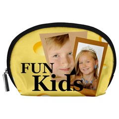 Kids By Kids   Accessory Pouch (large)   0btgorcl5xd4   Www Artscow Com Front