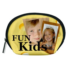 Kids By Kids   Accessory Pouch (medium)   Vx2cguixj1ha   Www Artscow Com Front