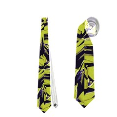 Modern Abstract Interlace Neckties (two Side)  by dflcprints