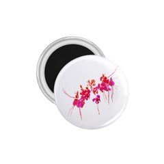 Minimal Floral Print 1 75  Magnets by dflcprints