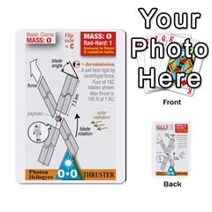High Frontier I By Carles Ryhr   Multi Purpose Cards (rectangle)   4nrv52k496yu   Www Artscow Com Front 21