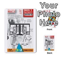 High Frontier I By Carles Ryhr   Multi Purpose Cards (rectangle)   4nrv52k496yu   Www Artscow Com Front 23