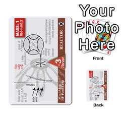 High Frontier I By Carles Ryhr   Multi Purpose Cards (rectangle)   4nrv52k496yu   Www Artscow Com Front 29