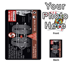 High Frontier I By Carles Ryhr   Multi Purpose Cards (rectangle)   4nrv52k496yu   Www Artscow Com Back 31