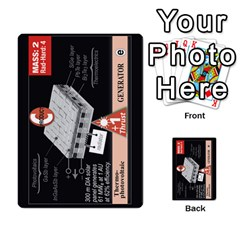 High Frontier I By Carles Ryhr   Multi Purpose Cards (rectangle)   4nrv52k496yu   Www Artscow Com Back 41