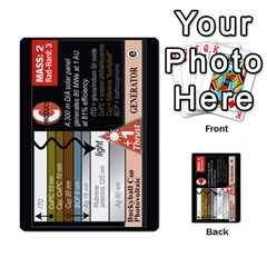 High Frontier I By Carles Ryhr   Multi Purpose Cards (rectangle)   4nrv52k496yu   Www Artscow Com Back 42