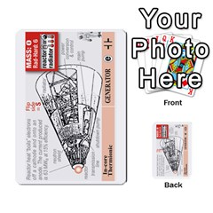 High Frontier I By Carles Ryhr   Multi Purpose Cards (rectangle)   4nrv52k496yu   Www Artscow Com Front 44
