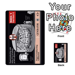 High Frontier I By Carles Ryhr   Multi Purpose Cards (rectangle)   4nrv52k496yu   Www Artscow Com Back 47