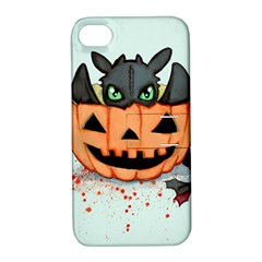 Halloween Dragon Apple Iphone 4/4s Hardshell Case With Stand by lvbart