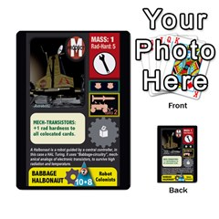 High Frontier Ii By Carles Ryhr   Multi Purpose Cards (rectangle)   Zejnb1slxmy0   Www Artscow Com Front 12