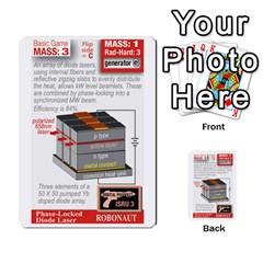 High Frontier Ii By Carles Ryhr   Multi Purpose Cards (rectangle)   Zejnb1slxmy0   Www Artscow Com Front 32