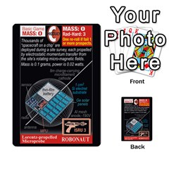 High Frontier Ii By Carles Ryhr   Multi Purpose Cards (rectangle)   Zejnb1slxmy0   Www Artscow Com Back 32