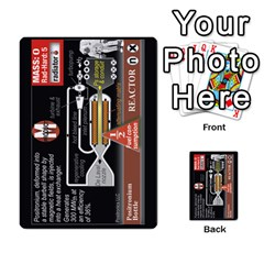 High Frontier Ii By Carles Ryhr   Multi Purpose Cards (rectangle)   Zejnb1slxmy0   Www Artscow Com Back 33